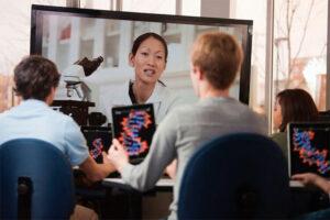Facilitando el aprendizaje profesional